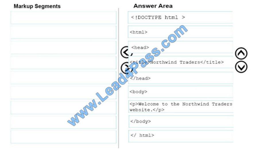 microsoft 98-383 exam questions q7-1