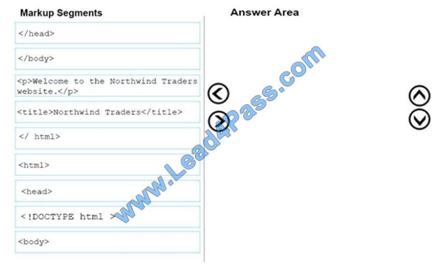 microsoft 98-383 exam questions q7