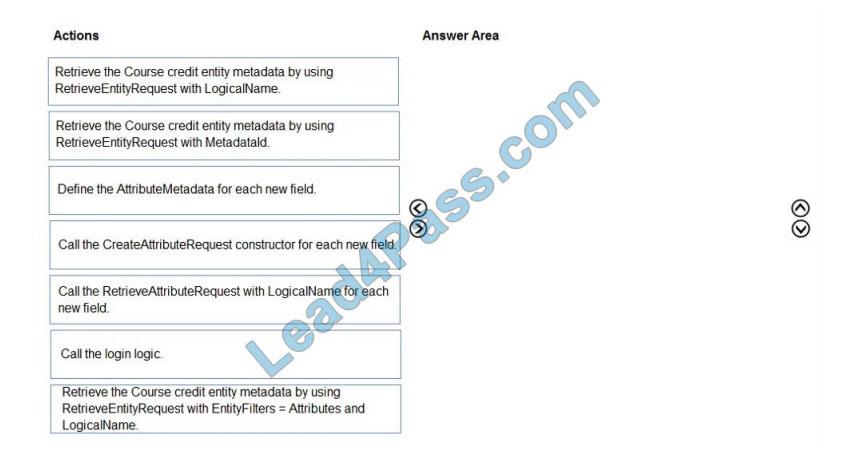 microsoft mb-400 exam questions q8
