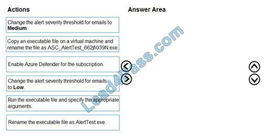 microsoft sc-200 exam questions q12